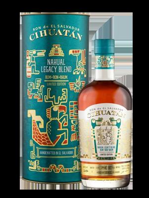 Cihuatán Nahual Legacy Blend
