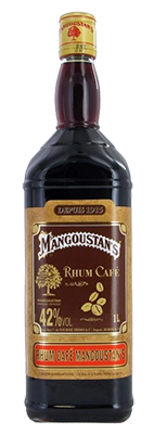 Rhum Café Mangoustans