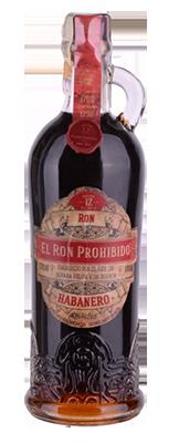 El Ron Prohibido Habanero